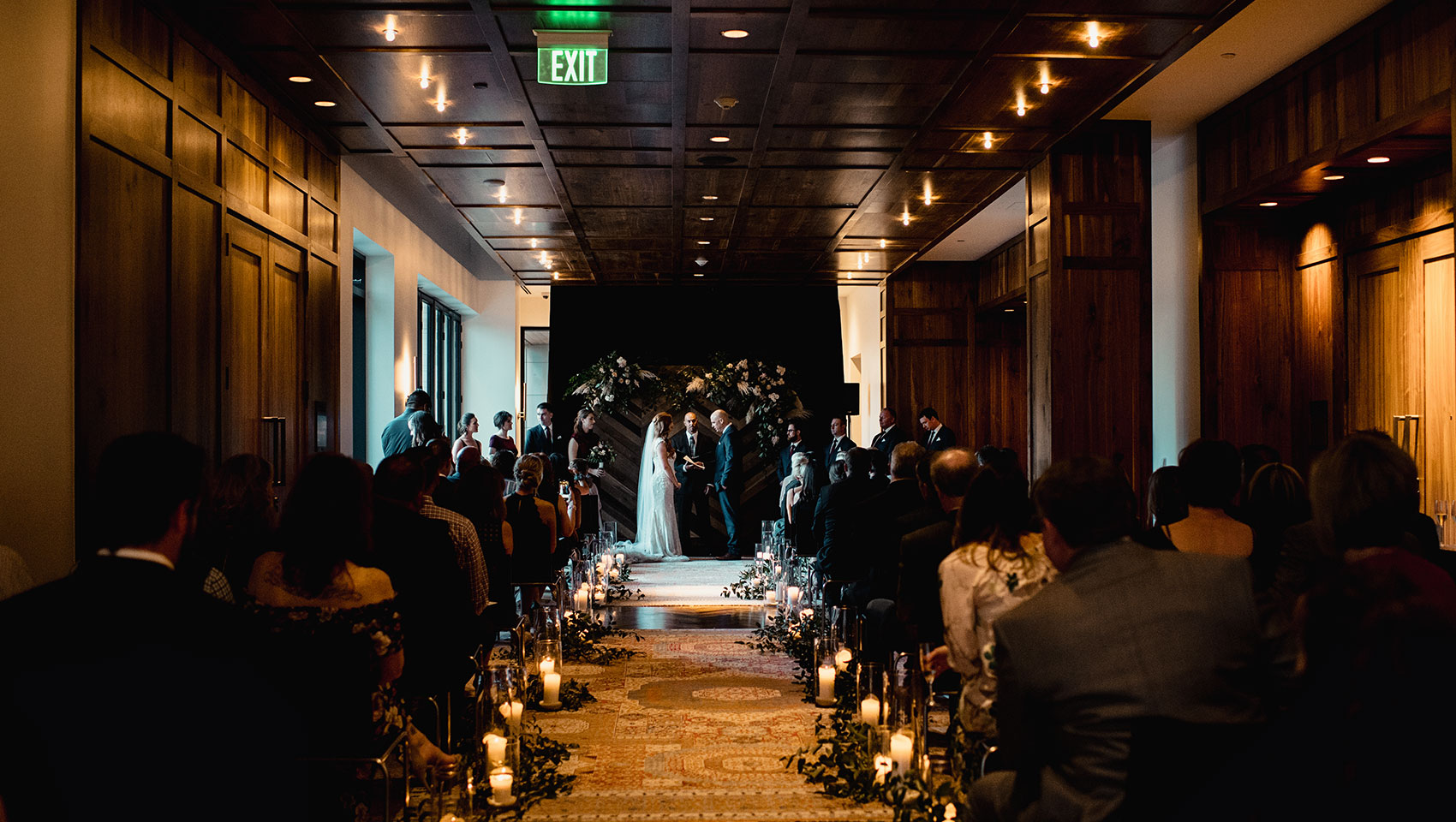 Ceremony in Pre-function Space