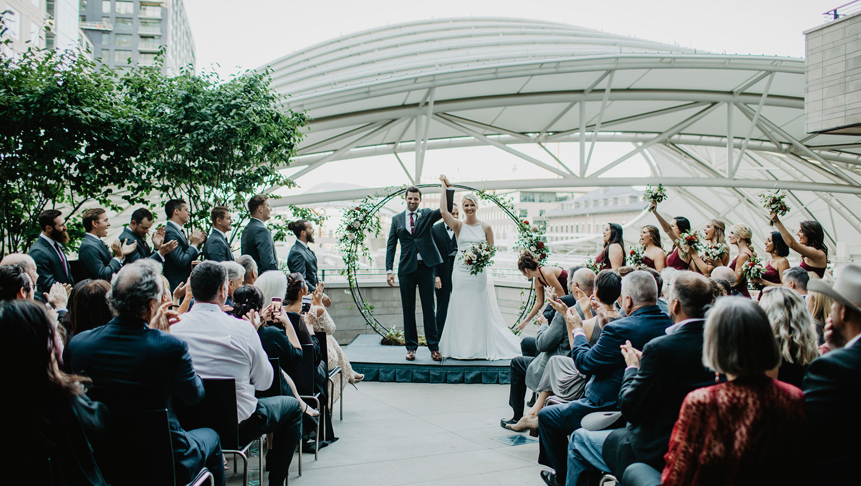 Wedding on Nordic Terrace
