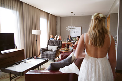 Hotel Born Denver real weddings