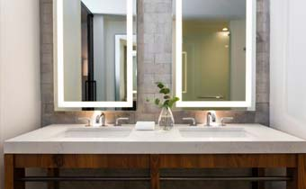 kimpton denver hotel born spa suite accessible bathroom